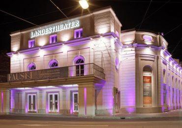 Veranstaltungen Landestheater Salzburg,   Oktober 2021